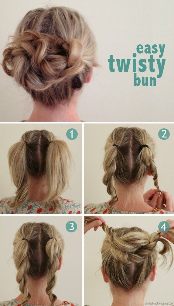 Stupendous Different Hairstyles For Daily Routine Hairstyle Pictures Short Hairstyles Gunalazisus