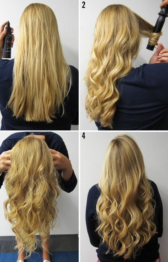how to achieve perfect curls