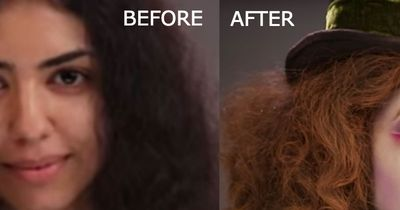 WATCH this woman undergo 5 breathtaking transformations in only 90 seconds!