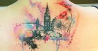We're totally LUSTING over these 10 travel-inspired tattoos!
