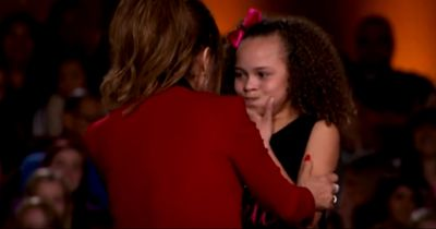 A little girl puked on Paula Abdul and the world can't stop laughing!
