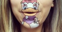 This makeup artist is taking your favourite cartoons and turning them into works of art!