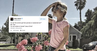 You won't stop laughing at this mom's tweets about her 7 year old