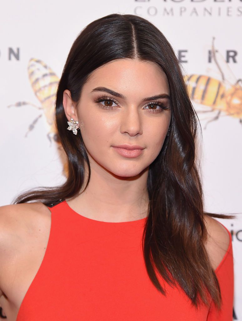 Kendall Jenner has gone goth!