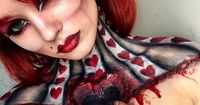 This teen's makeup transformations might give you nightmares