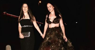 This woman made a dress out of strangers' pubic hair!