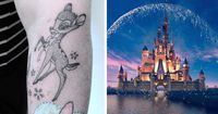 10 Disney tattoos your inner child will adore