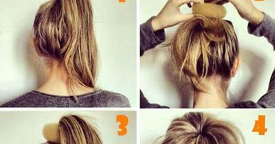 Here's how to get the gorgeous messy bun look that all girls want!