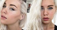 You need to try this MAJOR makeup trend that embraces natural beauty