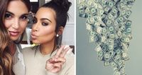 A selfie with Kim Kardashian costs a whopping.....