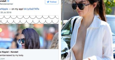 Kendall Jenner wants you to know THIS about her boobs