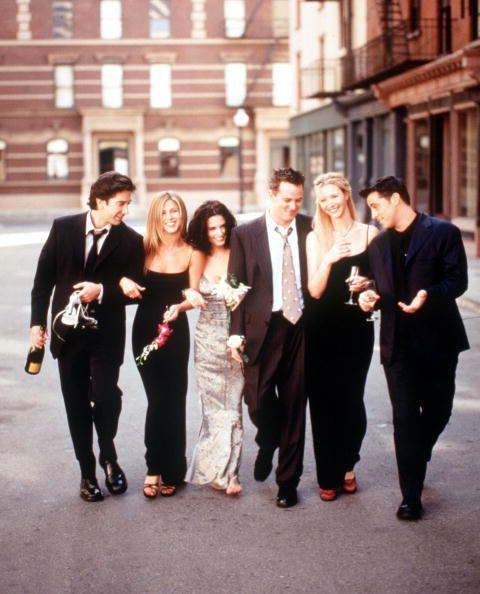 Matthew Perry Finally Spills The Beans On Friends Reunion